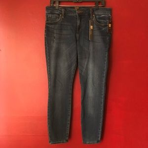 Kut from The Kloth 10 skinny ankle distressed jean